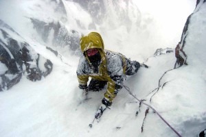 Mountain Guiding with Abacus Mountaineering