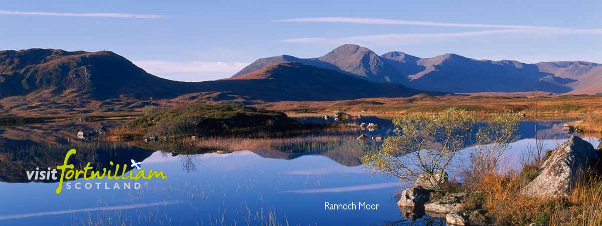 Rannoch Moor Copyright Visit Fort Wiliam Ltd